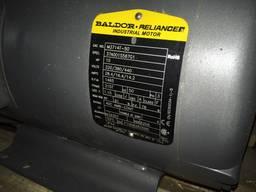 Двигун Baldor Reliance M3714T-50, 10HP