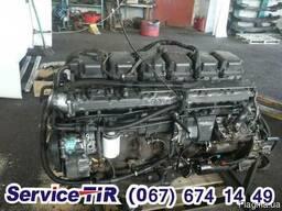 Двигун без навісного обладнання Сканія R380 Euro5