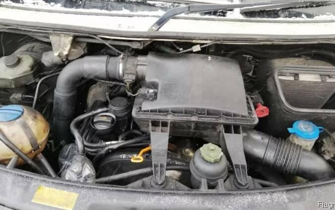 Двигун Двигатель Мотор BJK Volkswagen Crafter 2.5 2008p 80кВ