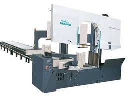 Двоколонний верстат для різання труб і профілю Pegas CAMEL X-CNC-4M 1000