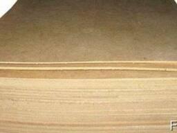 ДВП плита шлифованная толщины 2,5 мм; 3,2 м.