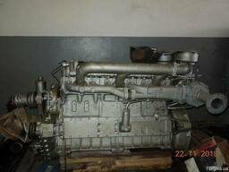 ДВС мотор двигатель К 661М . Левое вращение. 1991 года выпус