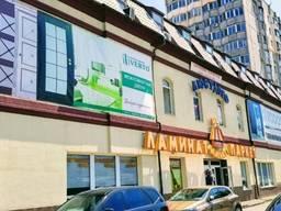 Двухэтажное фасадное здание на ул. Люстдорфска дорога