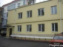 Двухэтажное отдельно стоящее здание Польская/Бунина.
