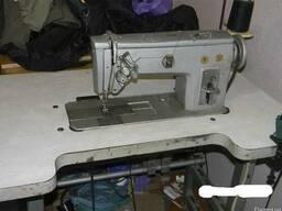 Двухигольная швейная машина 852кл