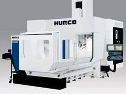 Двухколонные обрабатывающие центры Hurco серии DCX