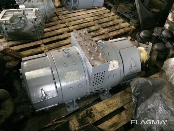 Двухмашинный агрегат ЧМЭ 3