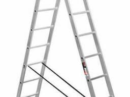 Двухсекционная алюминиевая лестница Stark SVHR2x17pro