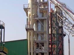Двухступенчатый фильтр очистки промышленного воздуха