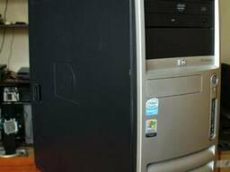 Двухъядерный системник: HP dc 7700p