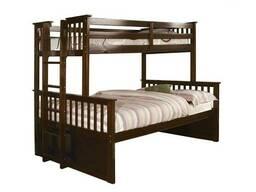 """Двухьярусная кровать из дерева """"Батиста"""""""