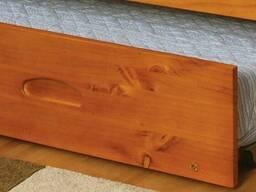 """Двухьярусная кровать из дерева дуба """"Анастасио"""""""