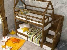 Двухъярусная кровать Адалин