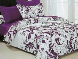 Двуспальное постельное белье из ткани Бязь Gold