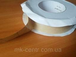 Двусторонняя армированная лента Q-DUO 40 мм/ 25 м для проклейки мембран