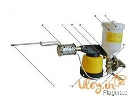 Дым пушка «ВАРОА-МОР» устройство для окуривания пчел при Вар