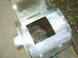 Дымогенератор для копчения, генератор дыма для копчения