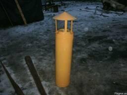 Трубы дымоходные для котлов печей каминов