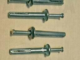 Дюбель-гвоздь забивной металлический