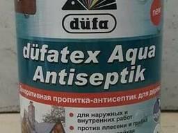 Дюфа Дюфатекс Аква антисептик цветная пропитка (0, 75л)