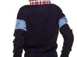 Джемпер для мальчика (синий)