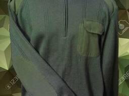 Джемпер форменный для военнослужащих акрил/полушерсть Пошив