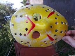 Джейсон Вурхиз Пятница 13. Пластиковые маски.