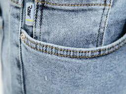 Джинсы мужские 123R11515 цвет Голубой