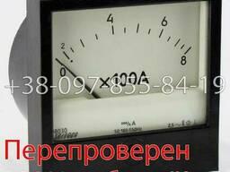 Э8030 амперметр, вольтметр щитовой