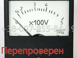 Э8030-М1 амперметр, вольтметр щитовой