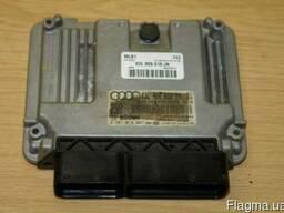 ЭБУ Audi Q5 03L906018JN 0281019007 Компьютер блок управления