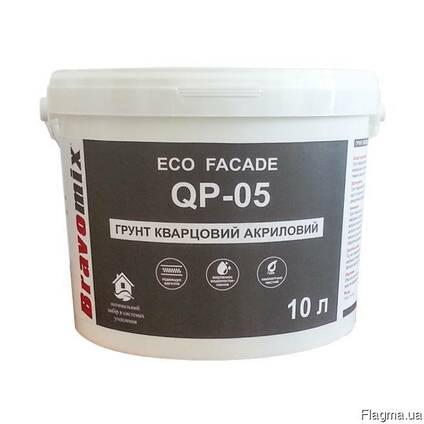 Грунт кварцовийEco Facade QP-05