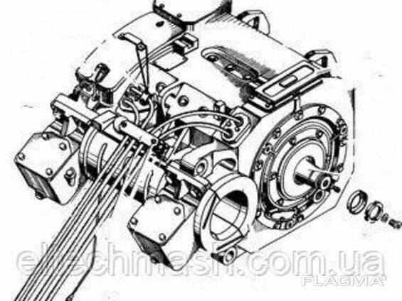 ЭД-118А У1, Тяговый электродвигатель ( 1TX.554.143. ..
