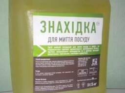 """Эффективное моющее средство для посуды """"Знахидка"""", 5 кг"""