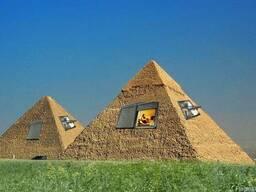 Єгипетська Піраміда для Укра-індивіда