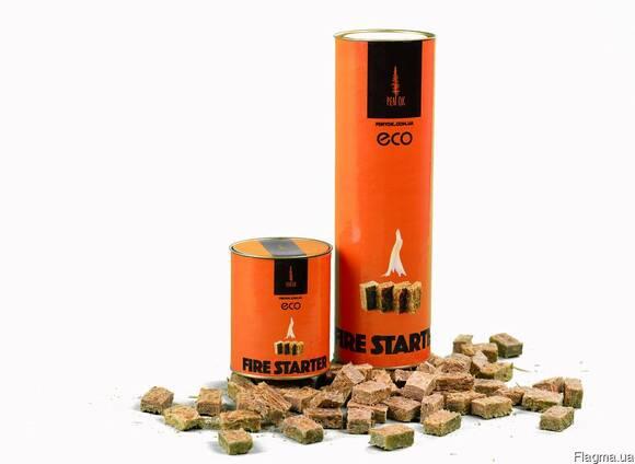 Розжиг костра - 100 шт ЭКО ( Medium )