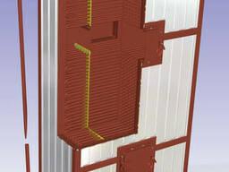 Паяный пластинчатый теплообменник SWEP B16 Королёв Уплотнения теплообменника ТИЖ 0,35 Стерлитамак
