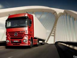 Економні вантажні перевезення Луцьк по Україні