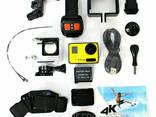 Экшн камера Ultra HD 4 К Wi-Fi F88I - фото 6