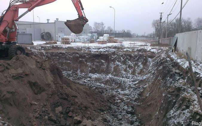 Екскаватор Березань Яготин Переяслав Баришівка