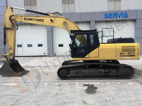 Экскаватор Sumitomo SH300-5
