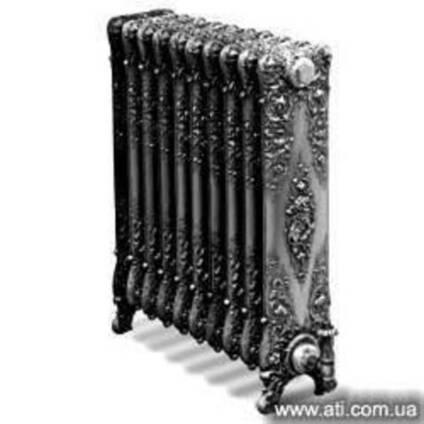 Эксклюзивные чугунные ретро радиаторы
