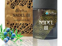Эксклюзивные мужские духи Nadel 3, 100 мл