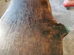 Эксклюзивные спилы, срезы, слэбы старинных деревьев