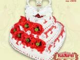 Эксклюзивные свадебные торты Чернигов - фото 5