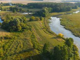 Эксклюзивные участки 20-40 соток под строительство на берегу реки Здвиж