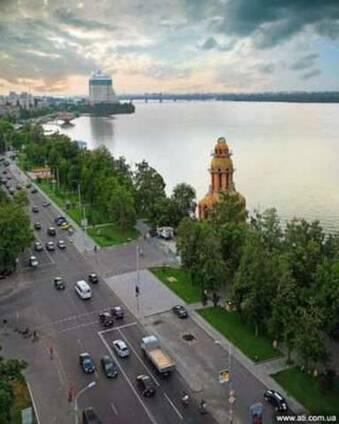 Экскурсия по местам боевой славы г. Днепропетровск