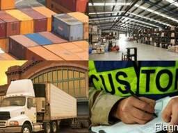 Экспедирование контейнерных грузов в портах Украины