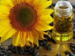 На экспорт крупным оптом подсолнечное масло рафинированное