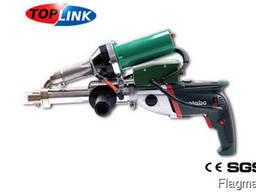 Экструдер ручной для сварки пайки пластика PP, PE, LDPE, HDP